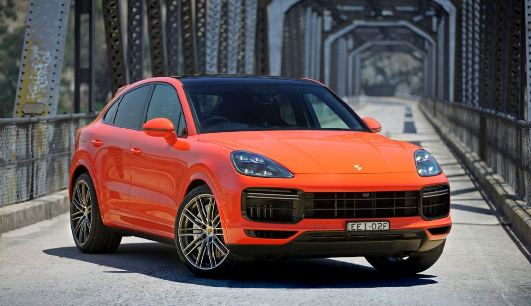 Product Highlights Porsche Cayenne Coupe A Cayenne Reimagined