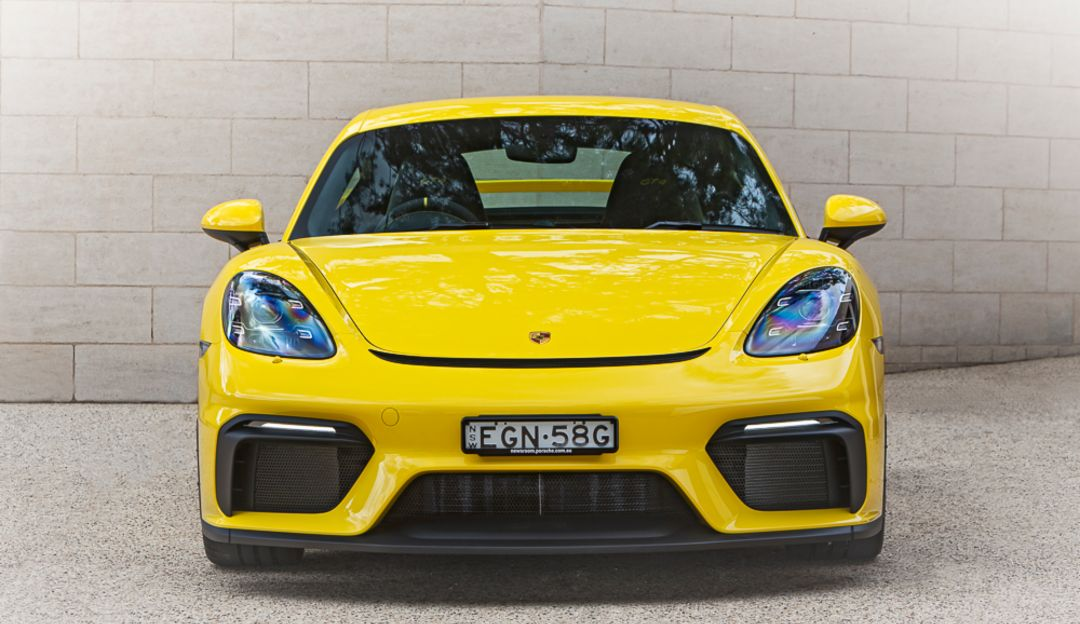 Product Highlights Porsche 718 Cayman Gt4 Meant For Something More