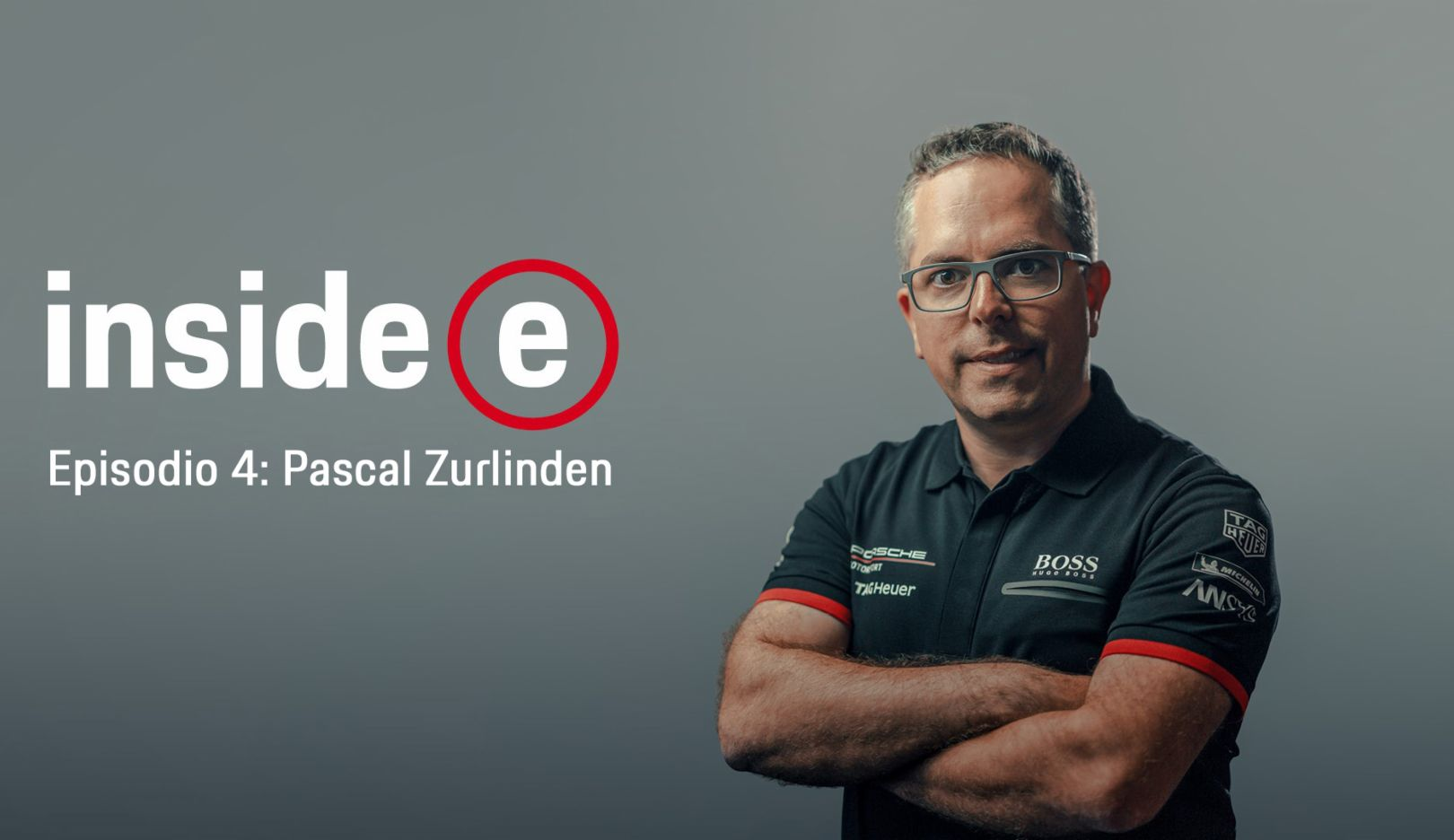 "Podcast ""Inside E"", episodio 4 con Pascal Zurlinden, 2020, Porsche AG"