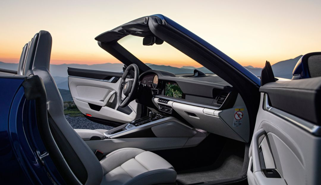 Open Air Thrills The New 2020 Porsche 911 Carrera S And 4s Cabriolet