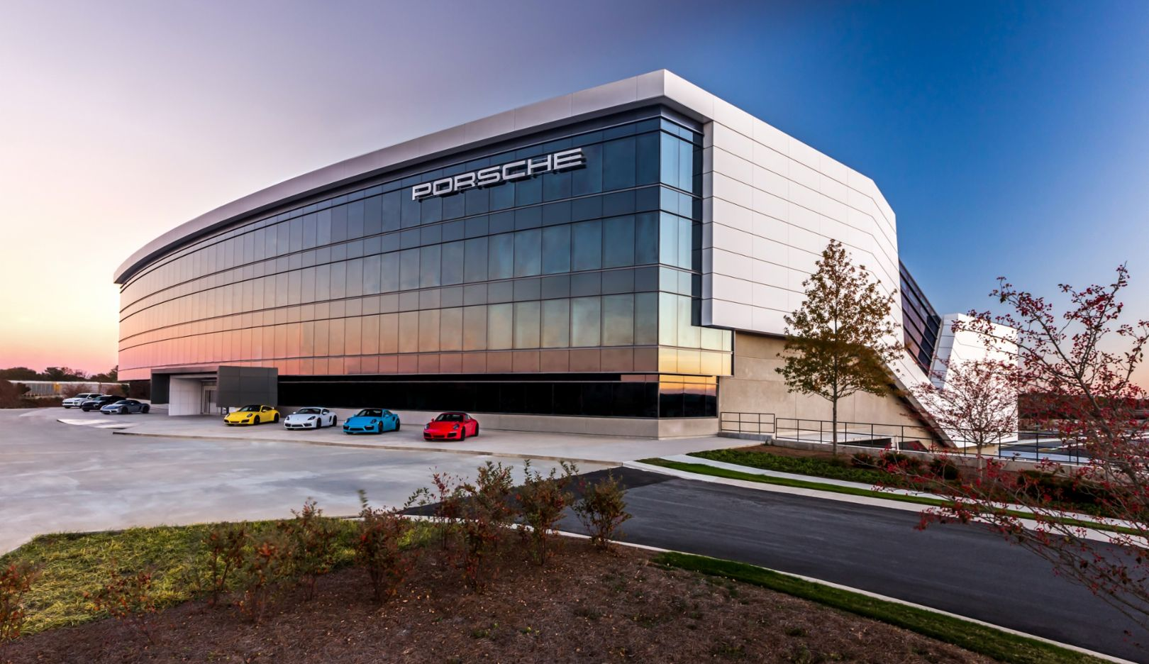 One Porsche Drive, Atlanta, 2020, PCNA