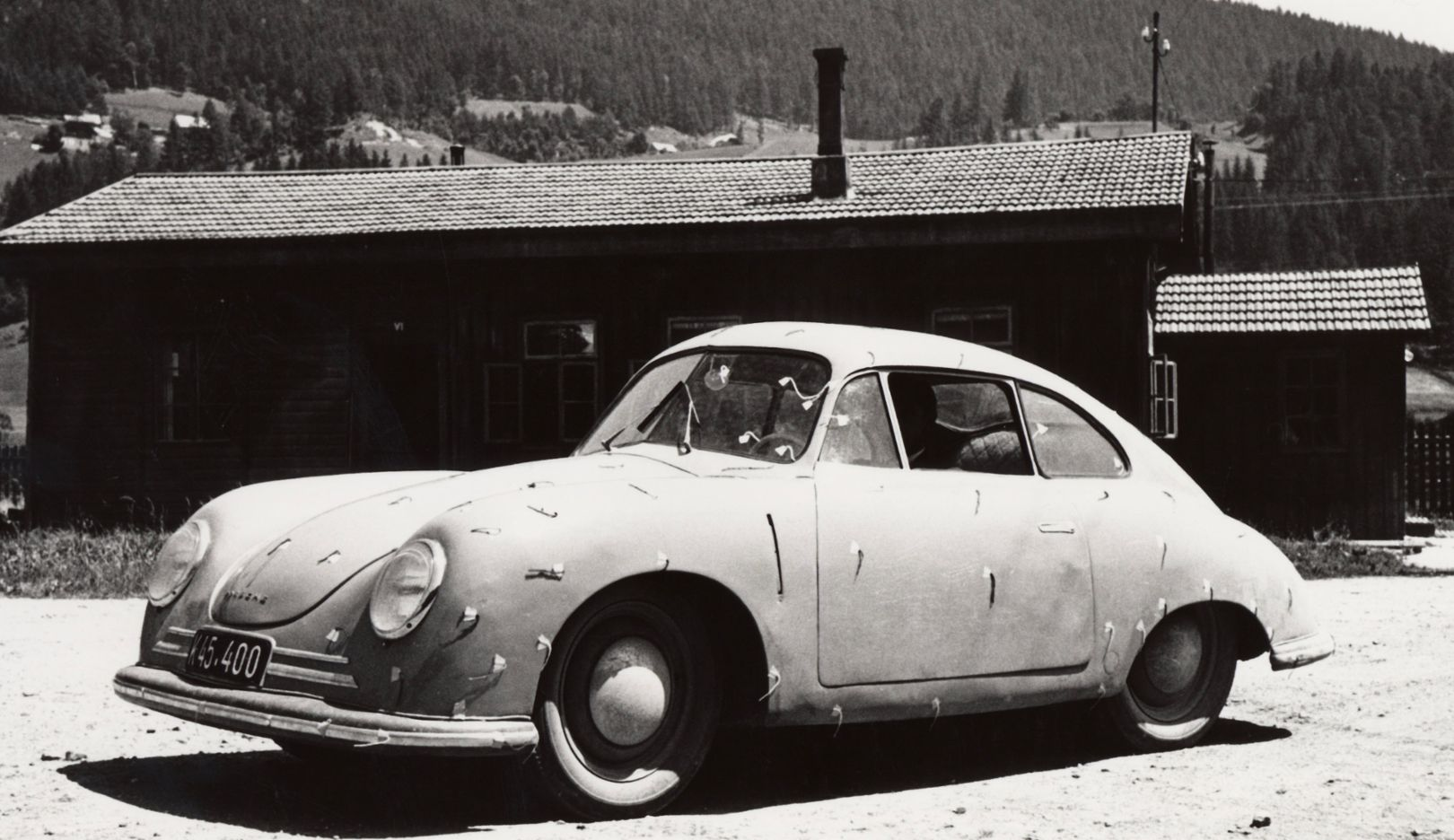 The Gmünd Porsche