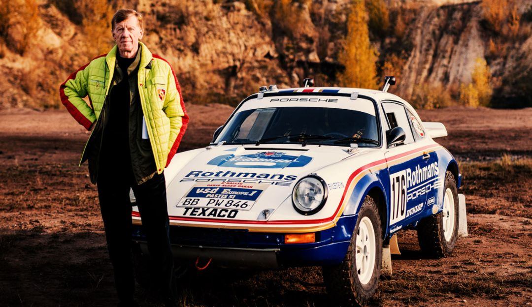 Porsche Top 5 Series: Rallye Cars