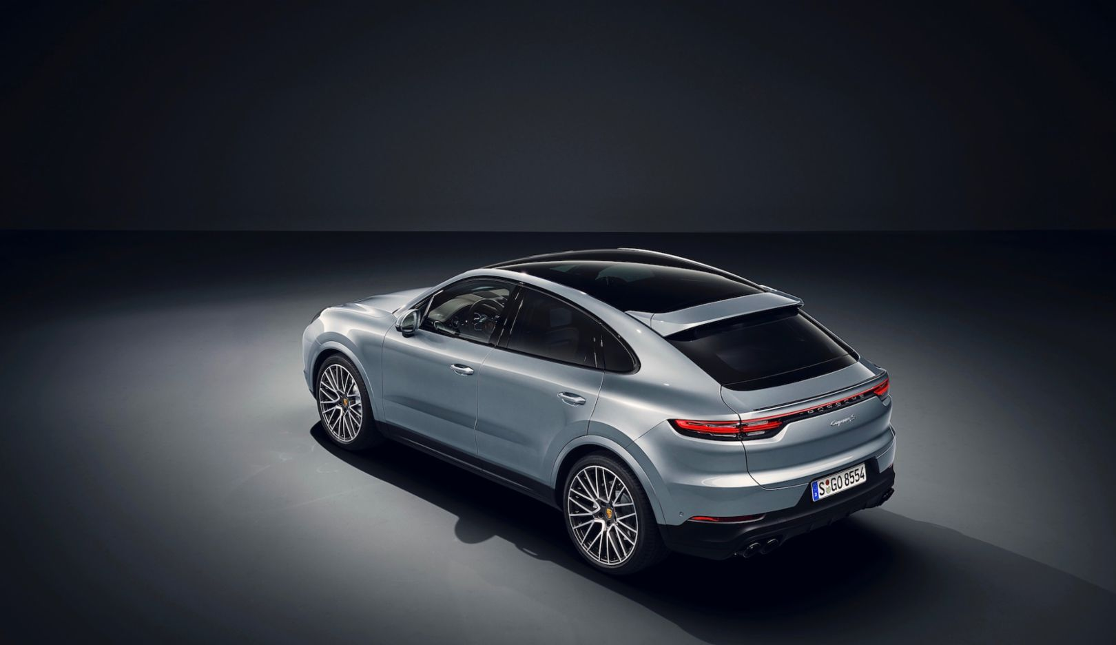 Now Available To Order New Cayenne S Coupe With 440 Ps