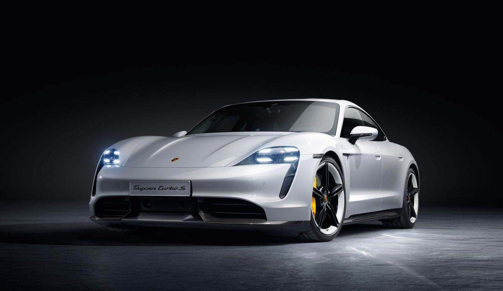 The Exterior Design Pure New Design With Porsche Dna