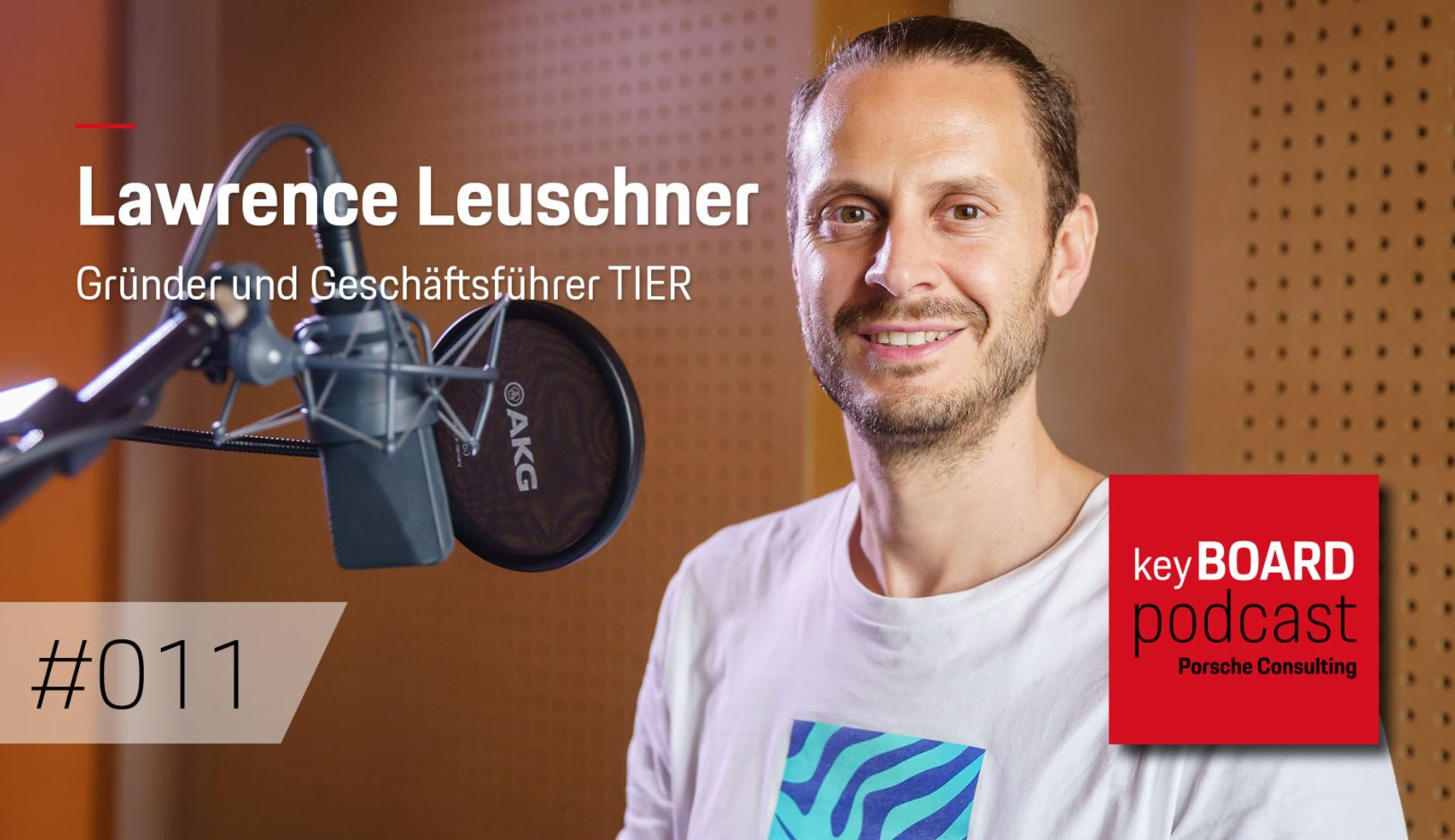 Porsche Consulting Podcast #011: Lawrence Leuschner