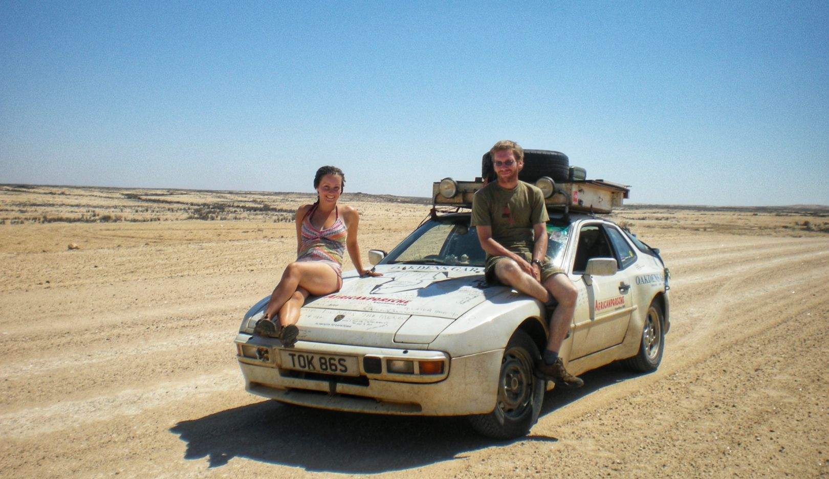 Continental thrift: crossing Africa in a Porsche 944 - Image 8