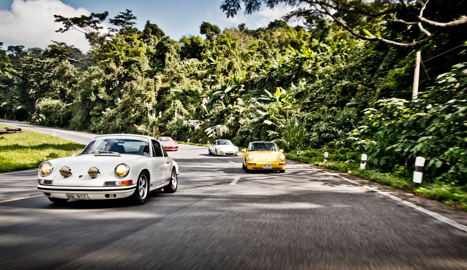 """Soulful Driving"" in Thailand"