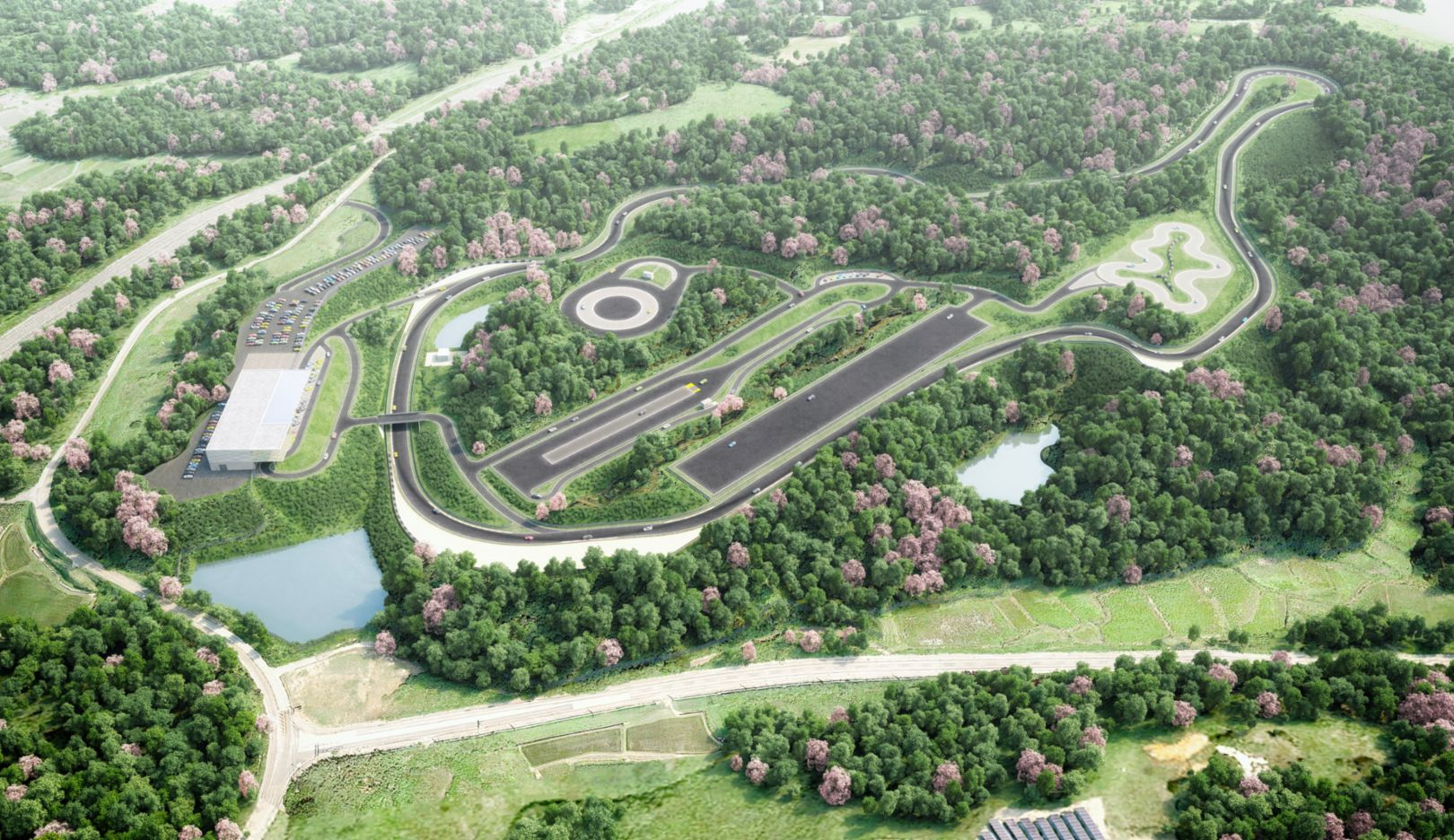 Ninth Porsche Experience Centre to be built in Japan - Image 3