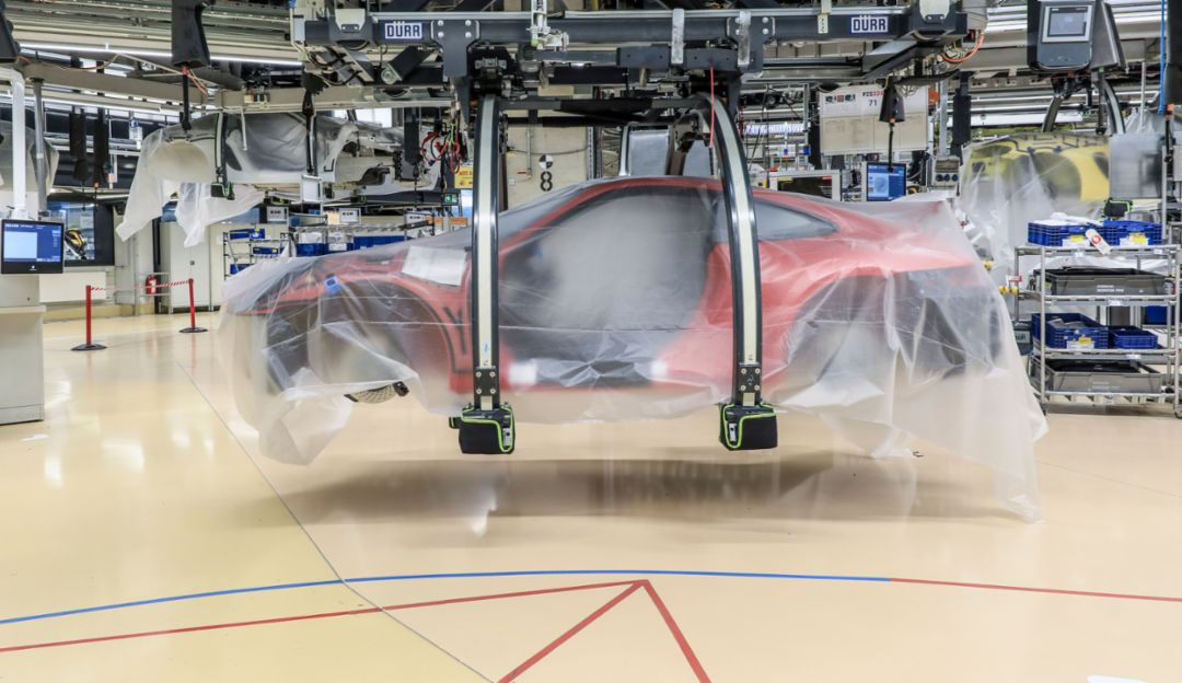 Porsche Production, 2020, Porsche AG