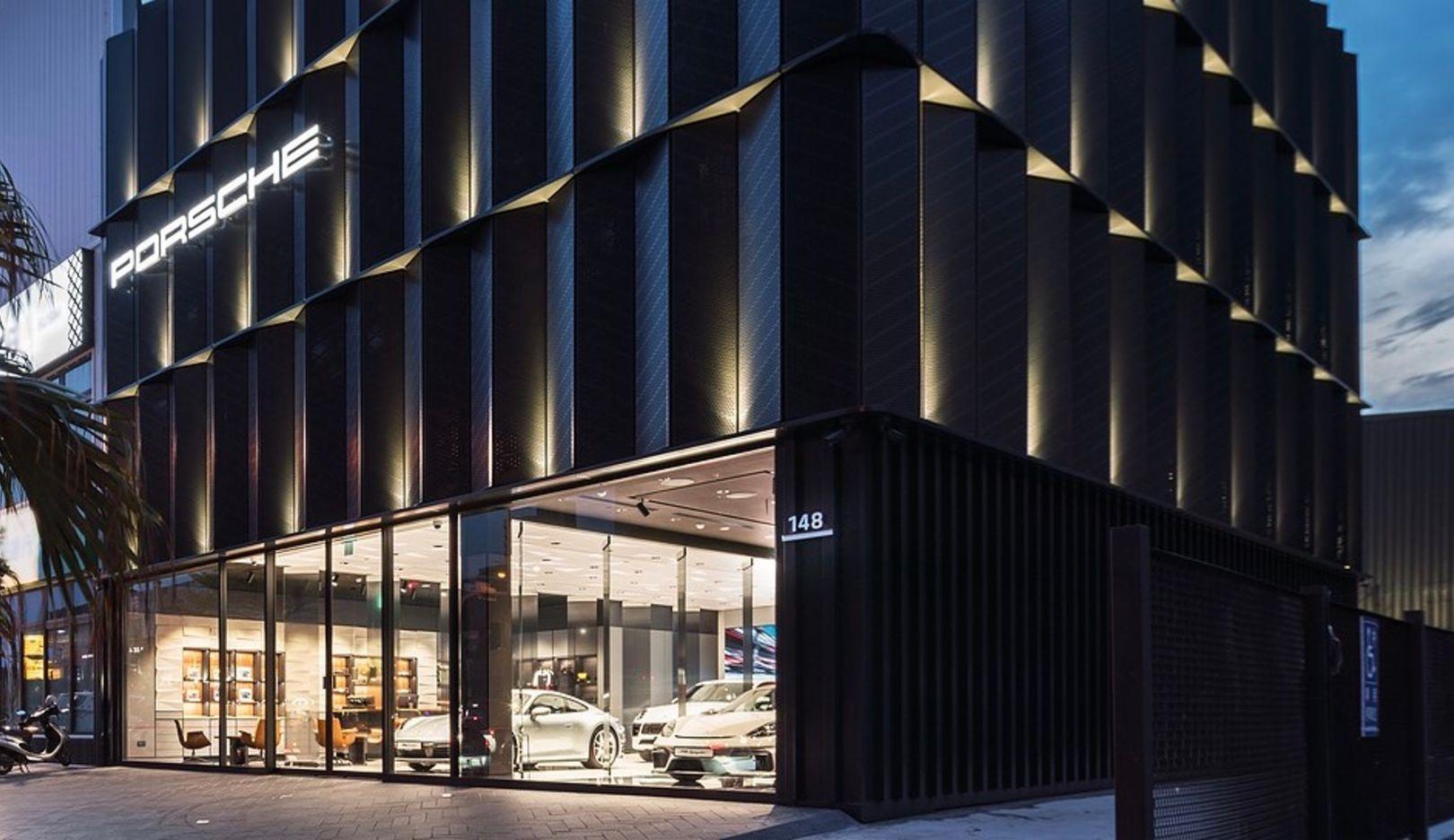 New Porsche Studio in Taiwan - Image 4