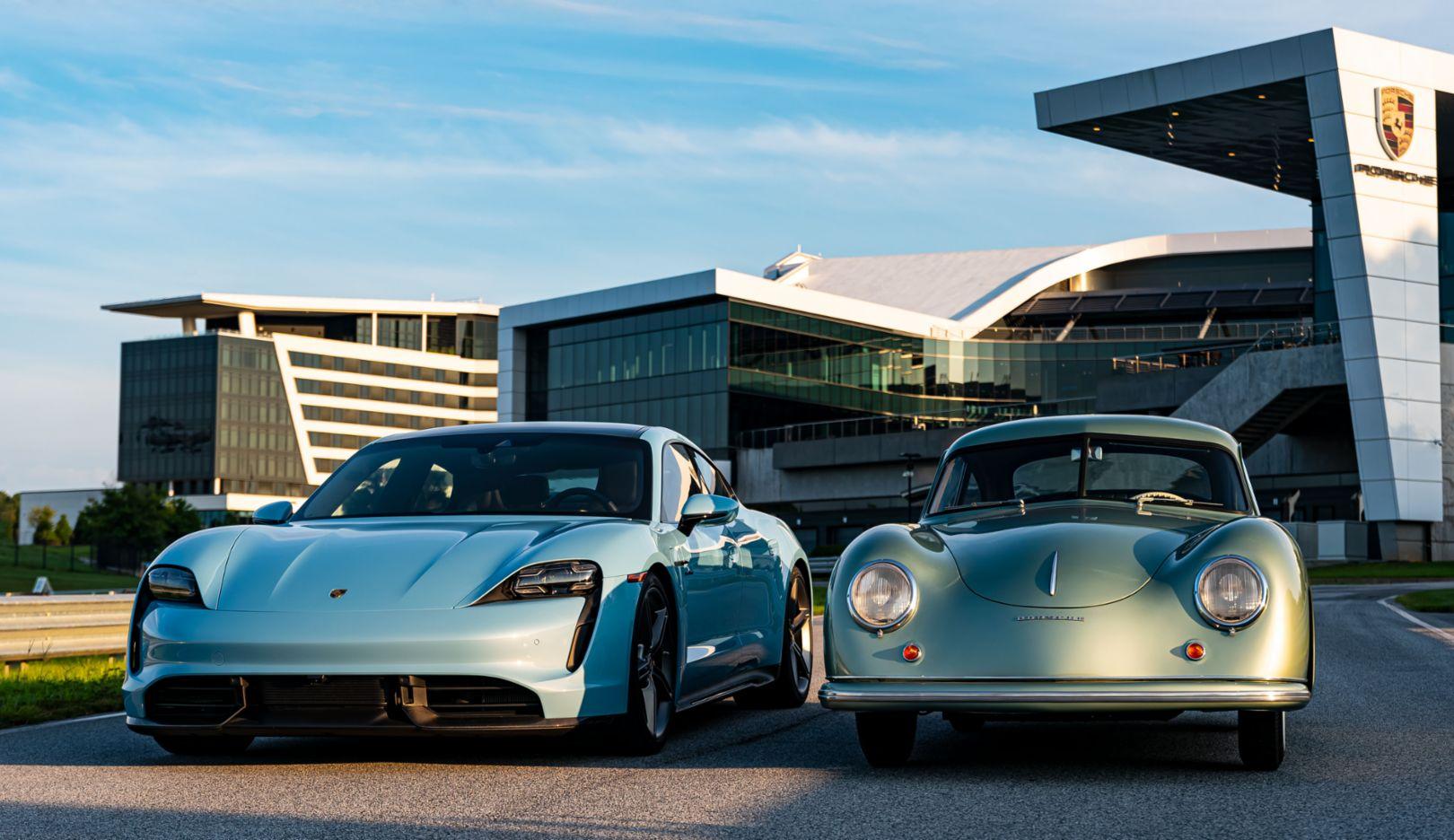 Porsche celebrates 70 years in America - Image 8
