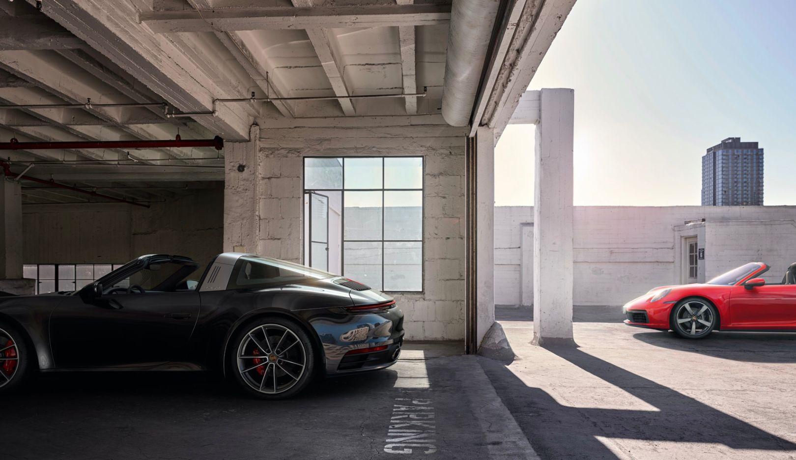 911 Targa, 911 Targa 4S, 2020, Porsche AG