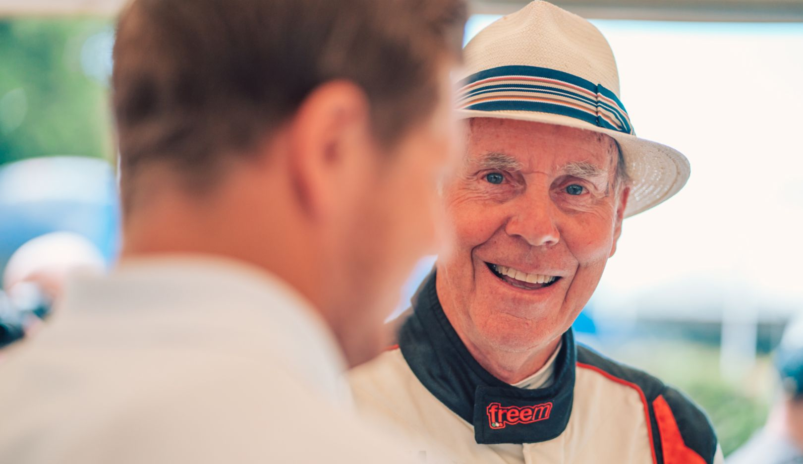 Richard Attwood, Festival de la Velocidad de Goodwood, 2019, Porsche AG