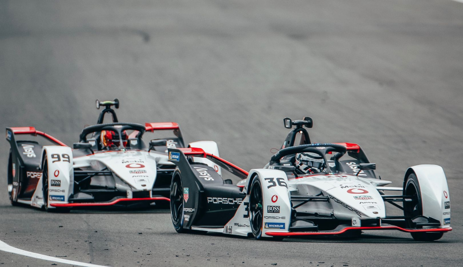 TAG Heuer Porsche Formula E Team is well prepared for its second season