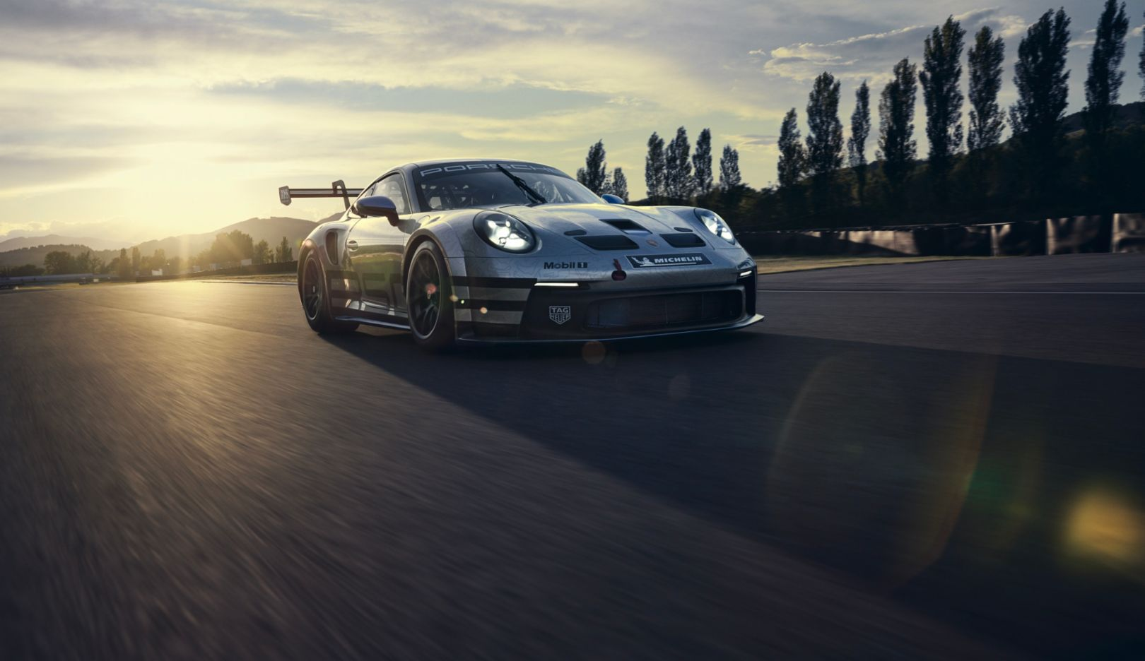 Stronger, faster, more spectacular: the new 911 GT3 Cup
