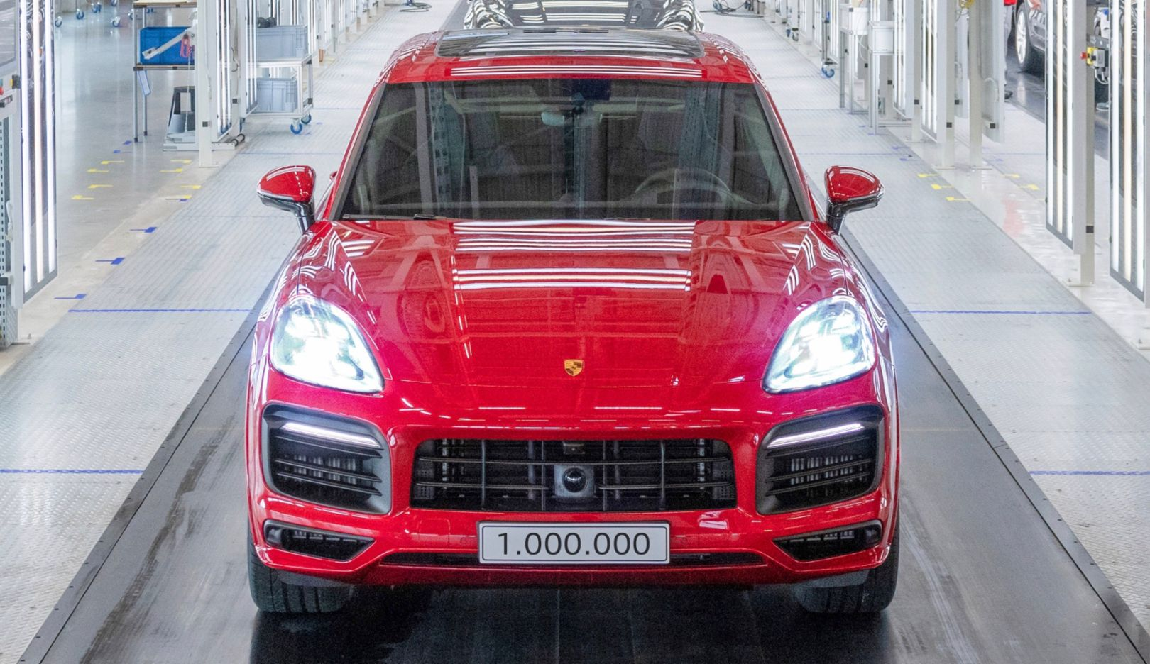 The Cayenne journey – courage, secrets and world records