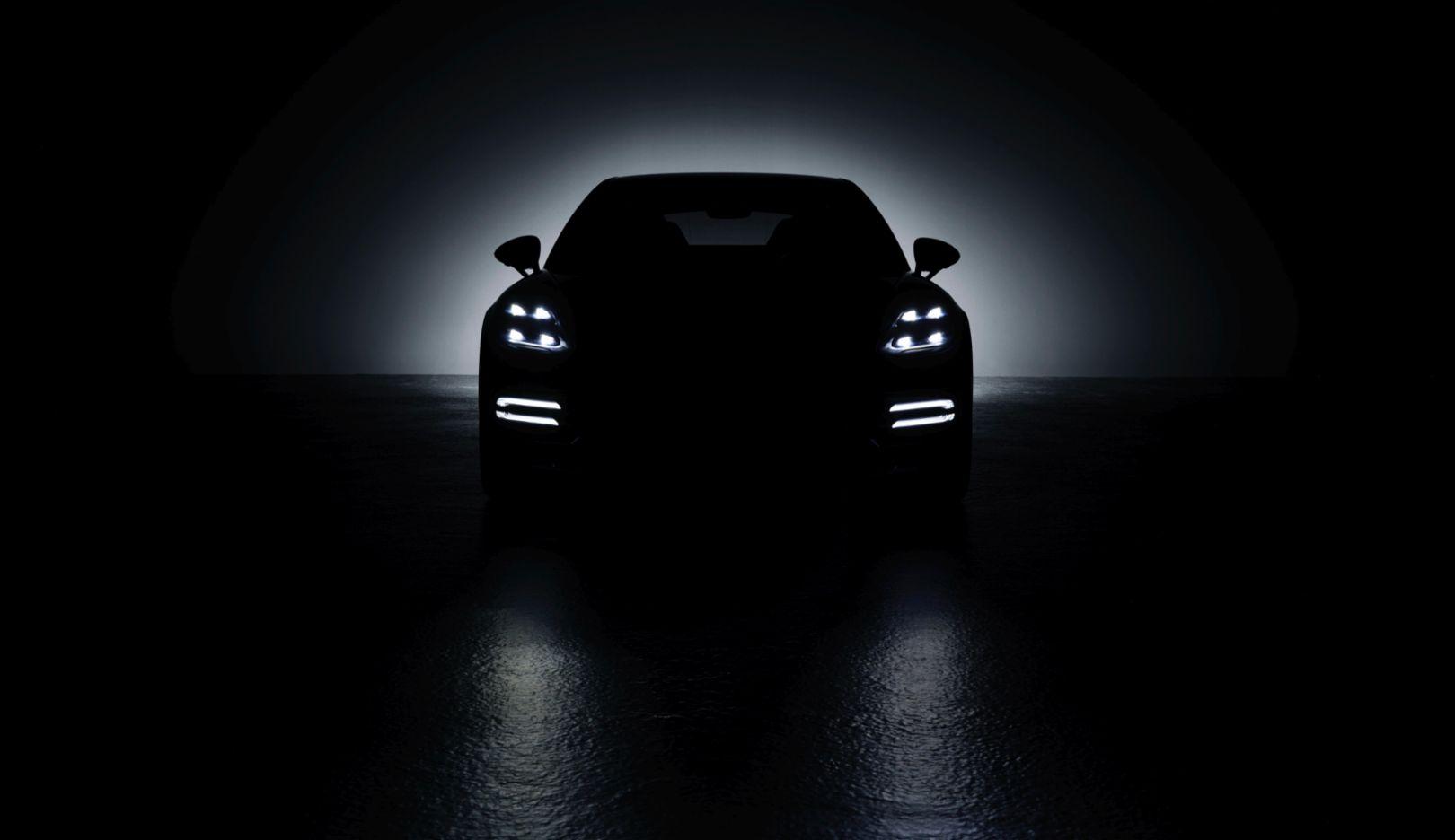 Porsche presents the new Panamera - Image 1