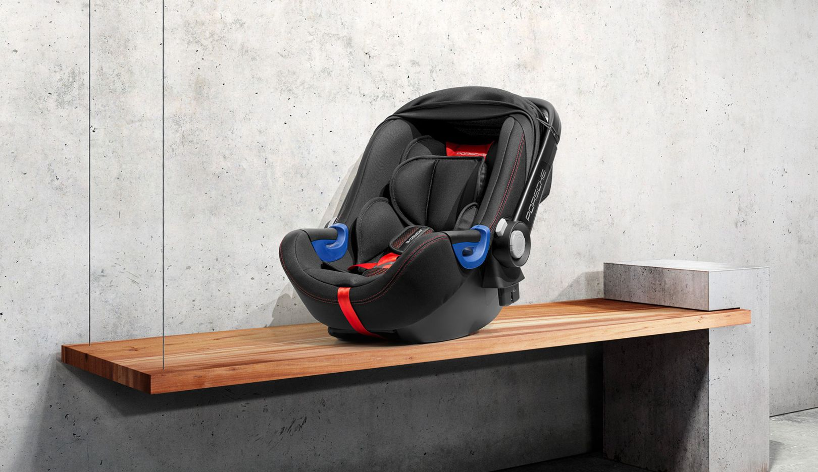 Exemplary Safety For The Youngest Porsche Fans