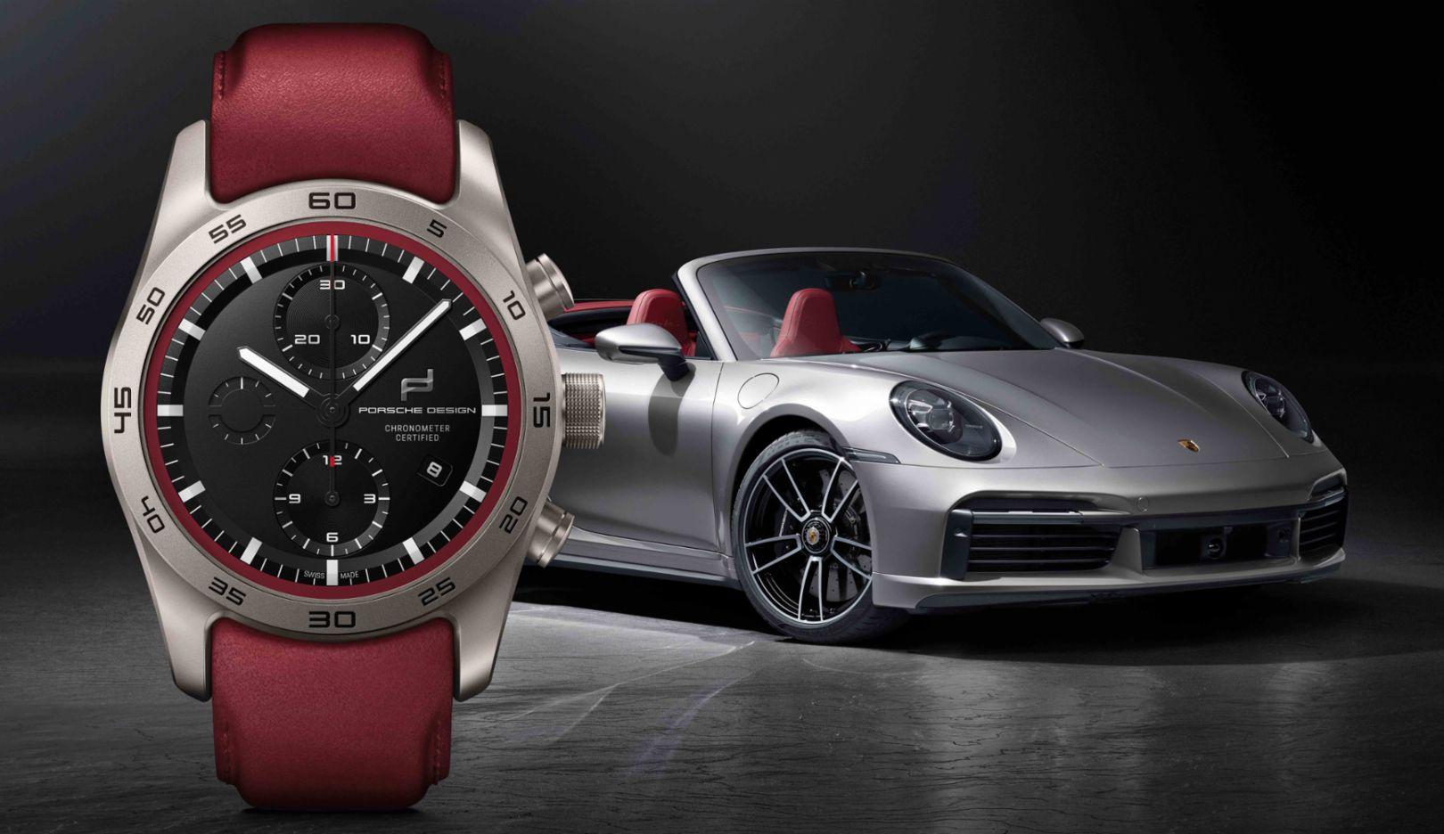 A Porsche Design chronograph designed for personal aesthetic taste - Image 8