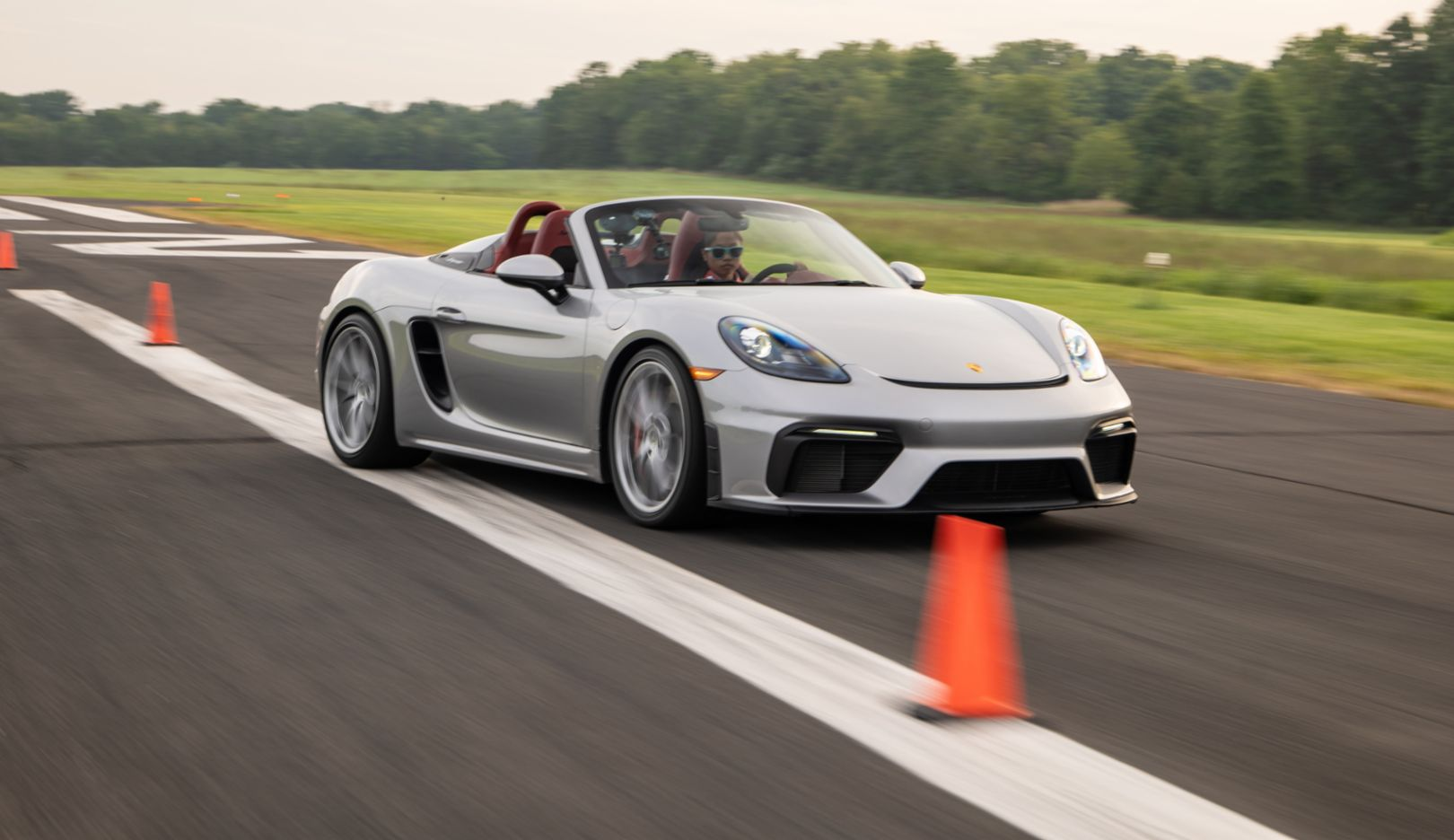 New Guinness World Records™ Title Achievement for Fastest Vehicle Slalom
