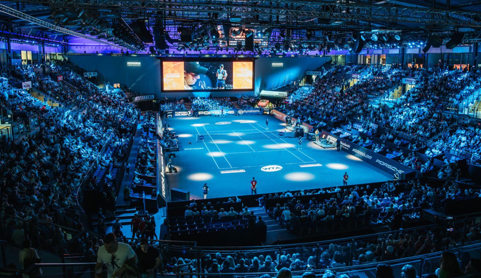 """""""The world's best indoor tournament"""" - Image 2"""