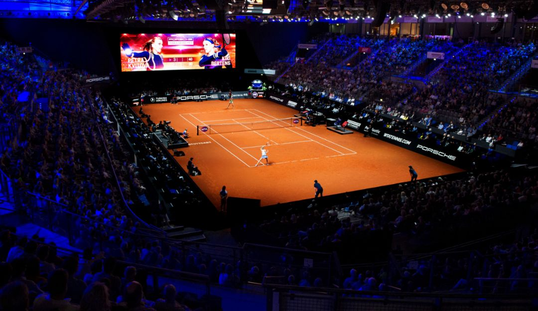 Porsche to forgo the staging of the Tennis Grand Prix - Image 1