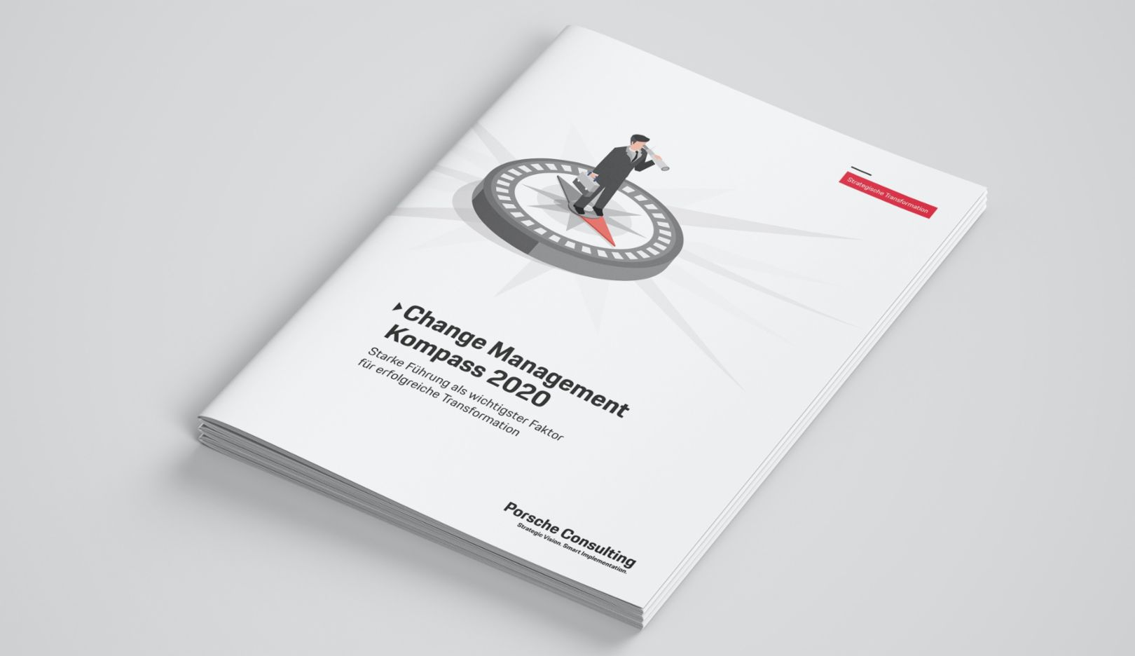 Change Management Kompass 2020, Studie, Porsche Consulting GmbH