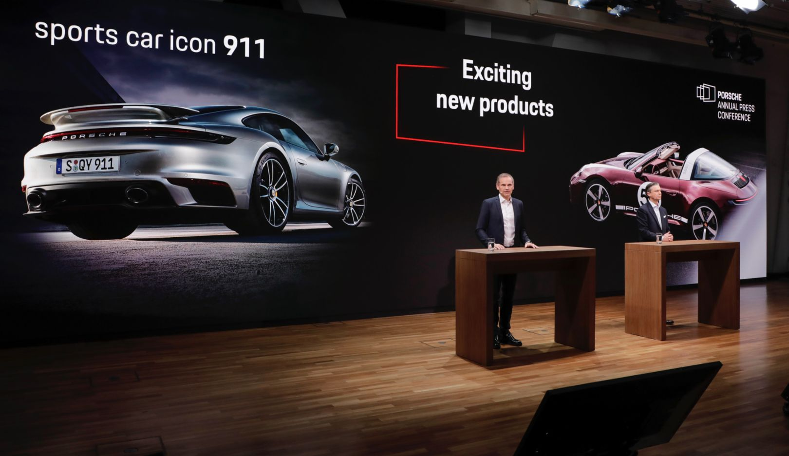Porsche achieves sustainable growth in 2020 financial year