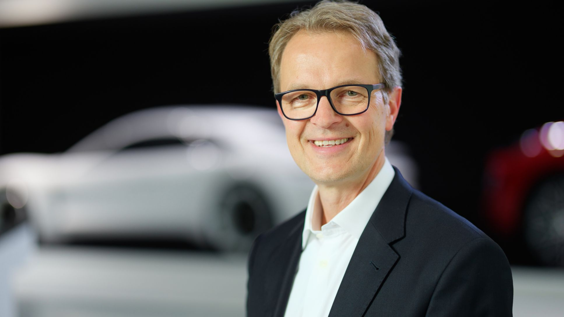 Dr. Kjell Gruner, President and Chief Executive Officer of Porsche Cars North America, 2020