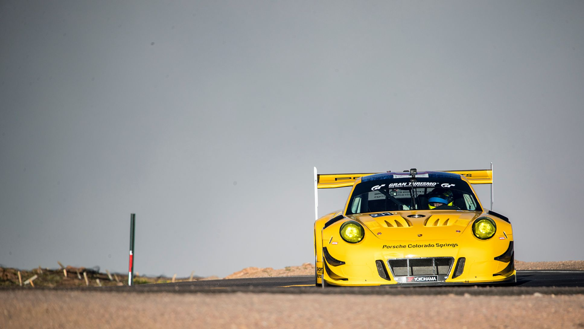 Pikes Peak International Hill Climb, 911 GT3 R, 2018, PCNA