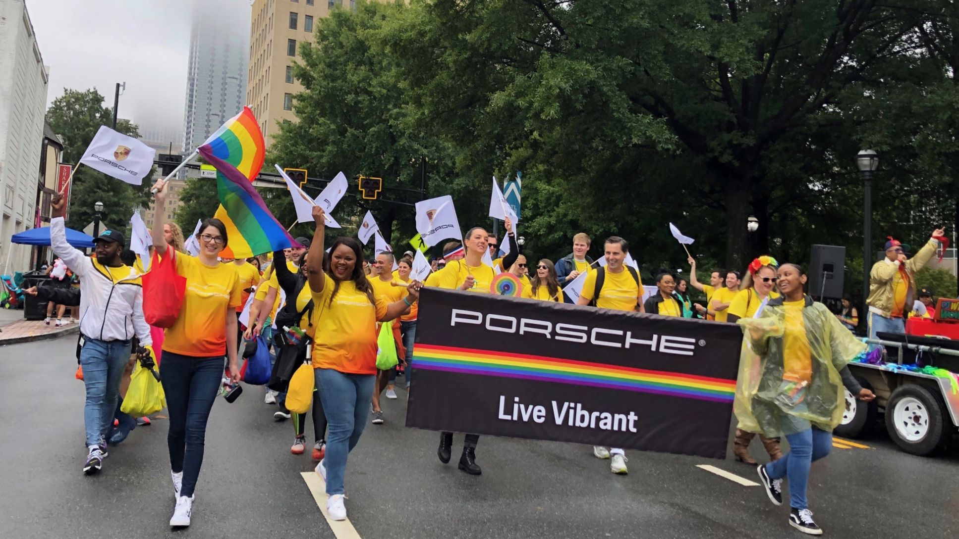 Atlanta Pride Parade, 2019, PCNA