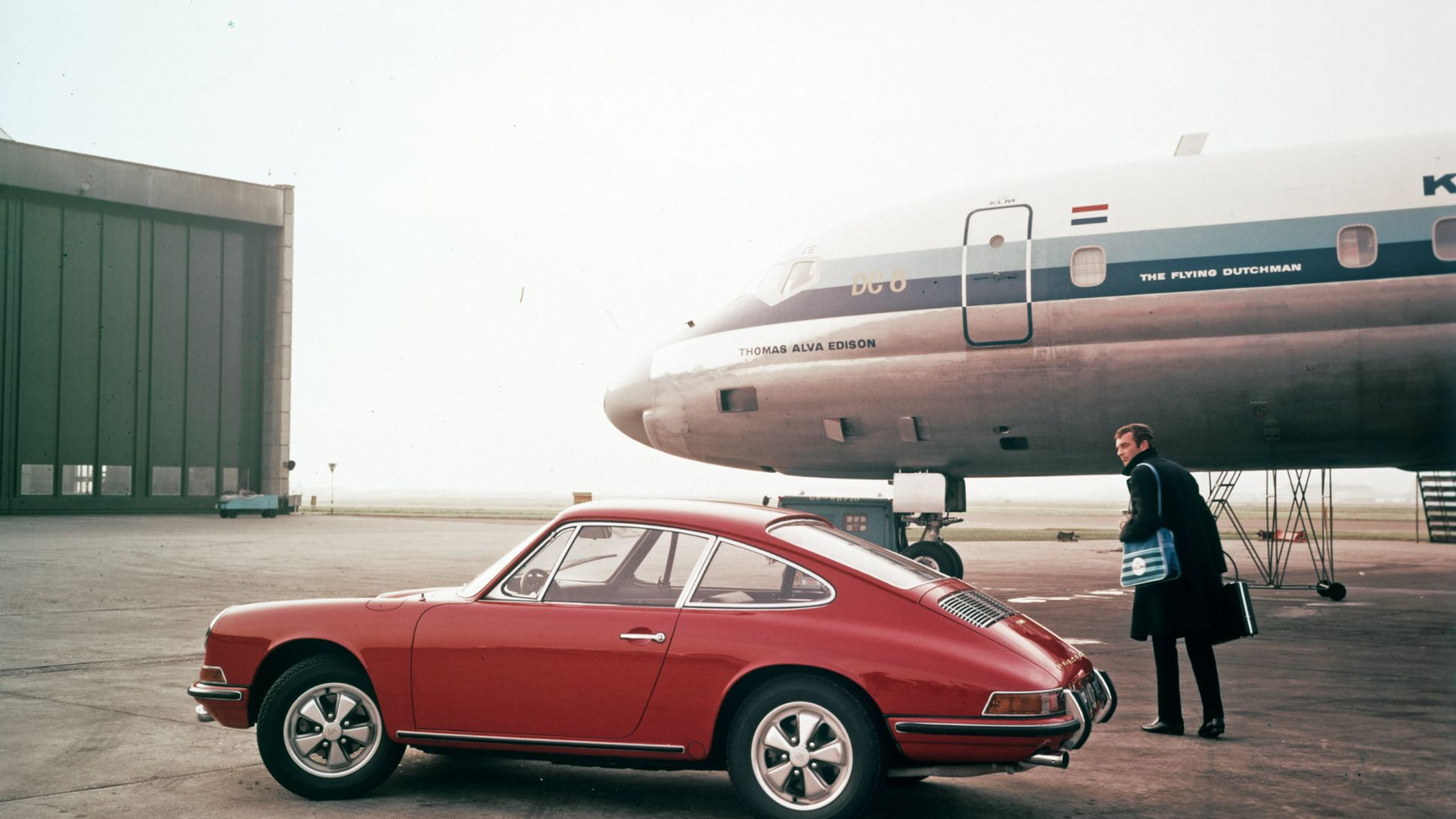 911 S 2.0 Coupe, 1967 model year, Corporate Archives Porsche AG