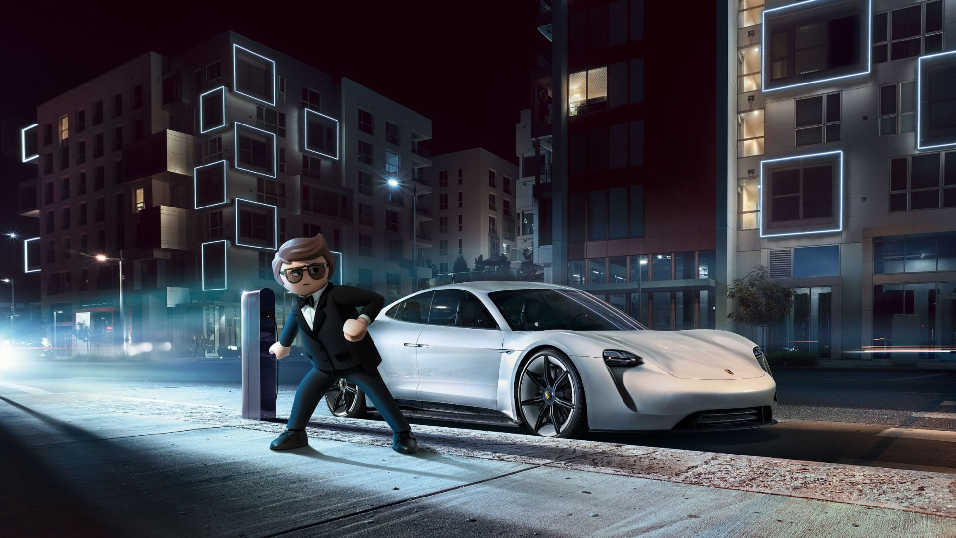 Mission E, PLAYMOBIL: THE MOVIE, 2019, Porsche AG