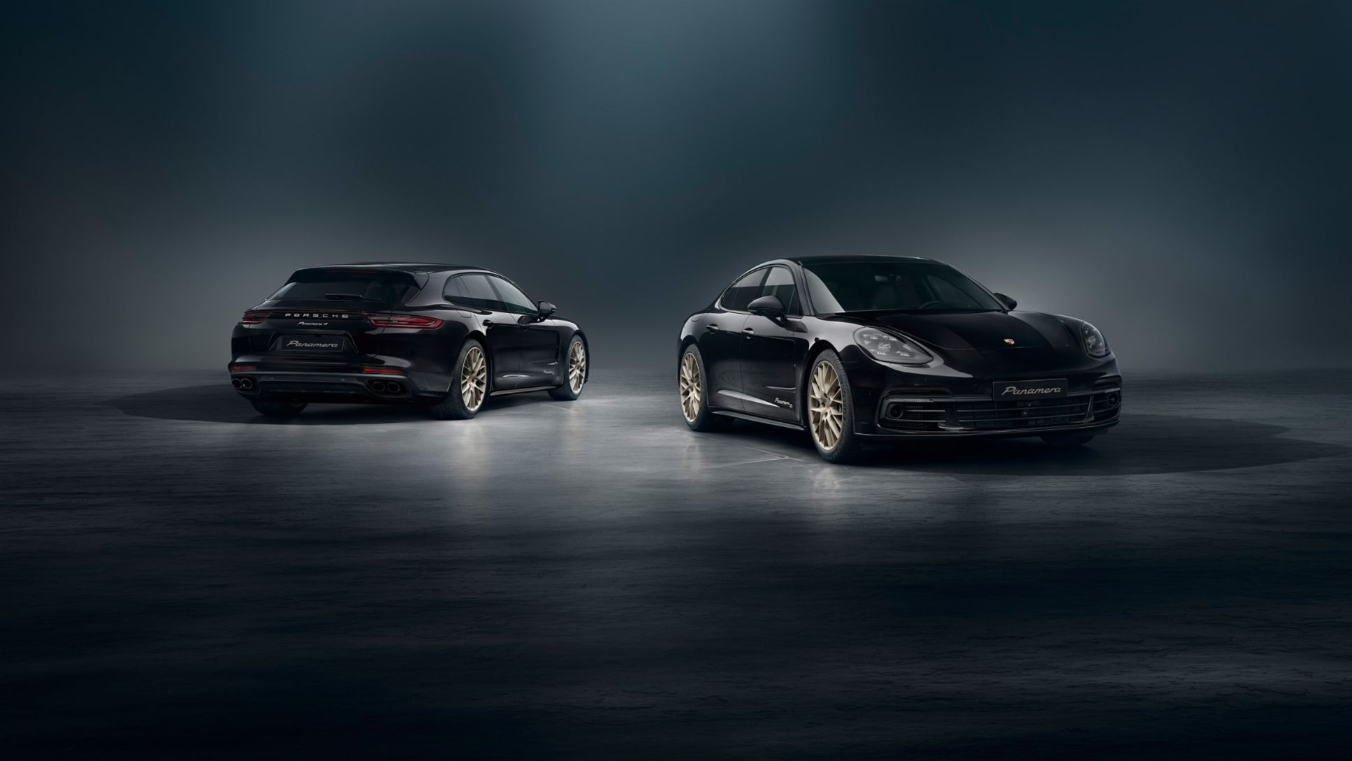Panamera 4 Sport Turismo 10 Years Edition (l), Panamera 4 10 Years Edition, 2019, Porsche AG