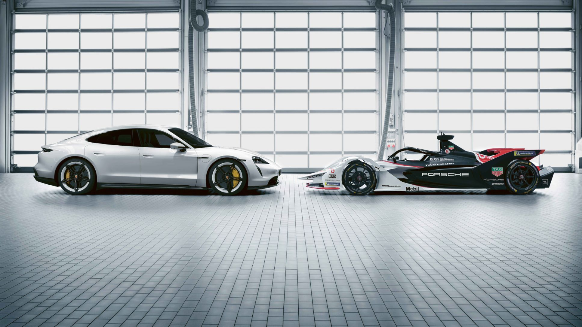 Taycan Turbo S, 99X Electric, 2020, Porsche AG