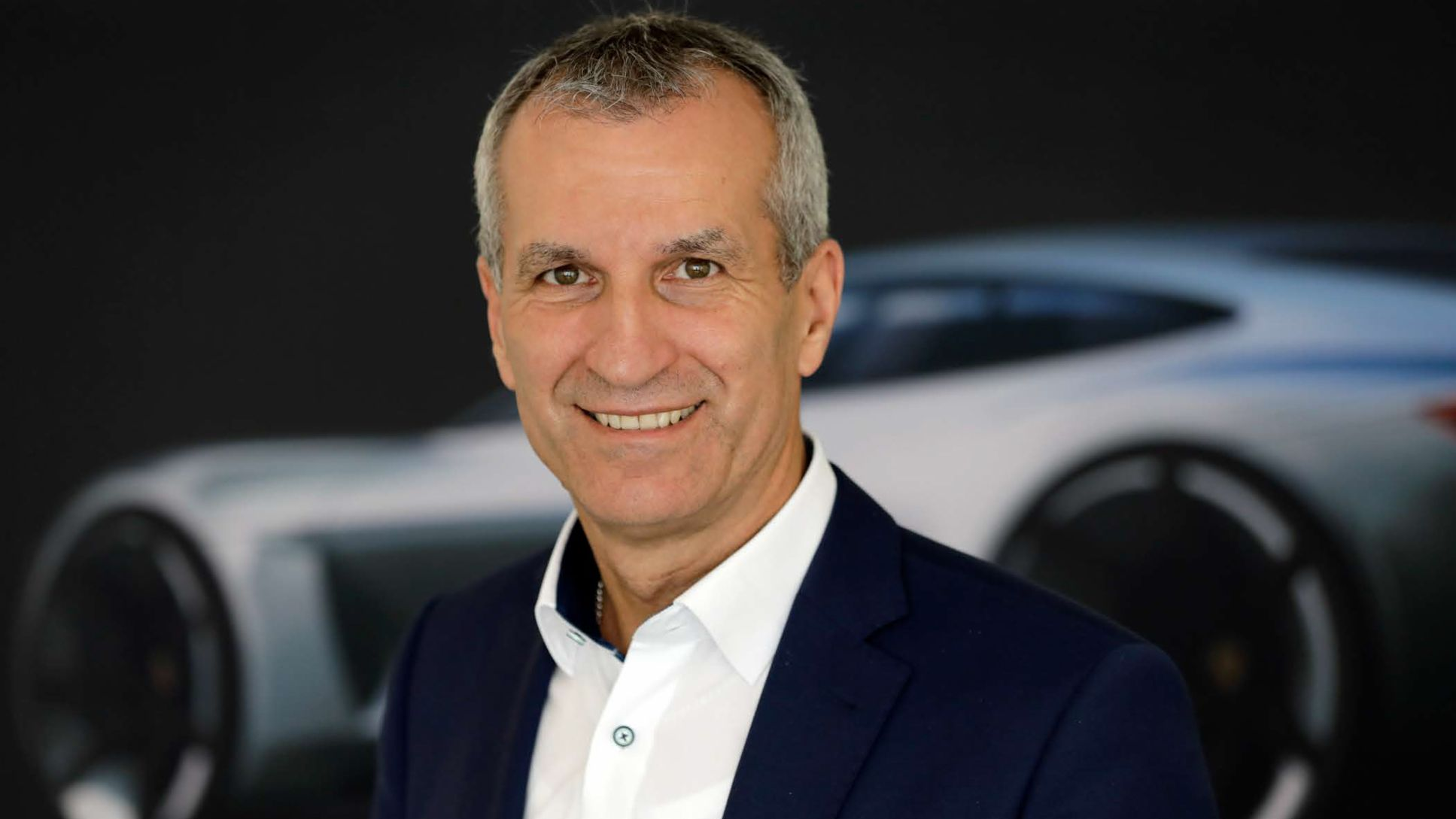 Albrecht Reimold, Production and Logistics Board Member at Porsche AG, 2020, Porsche AG