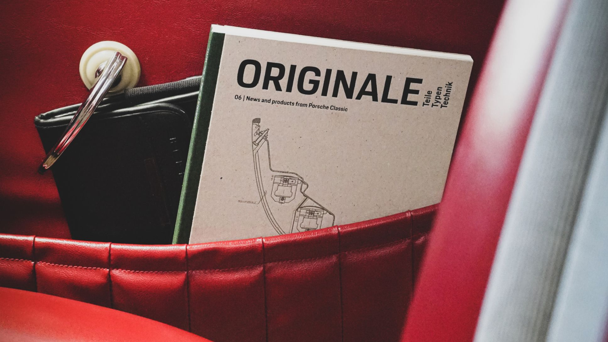 """ORIGINALE"" Porsche Classic catalogue, 2020, Porsche AG"