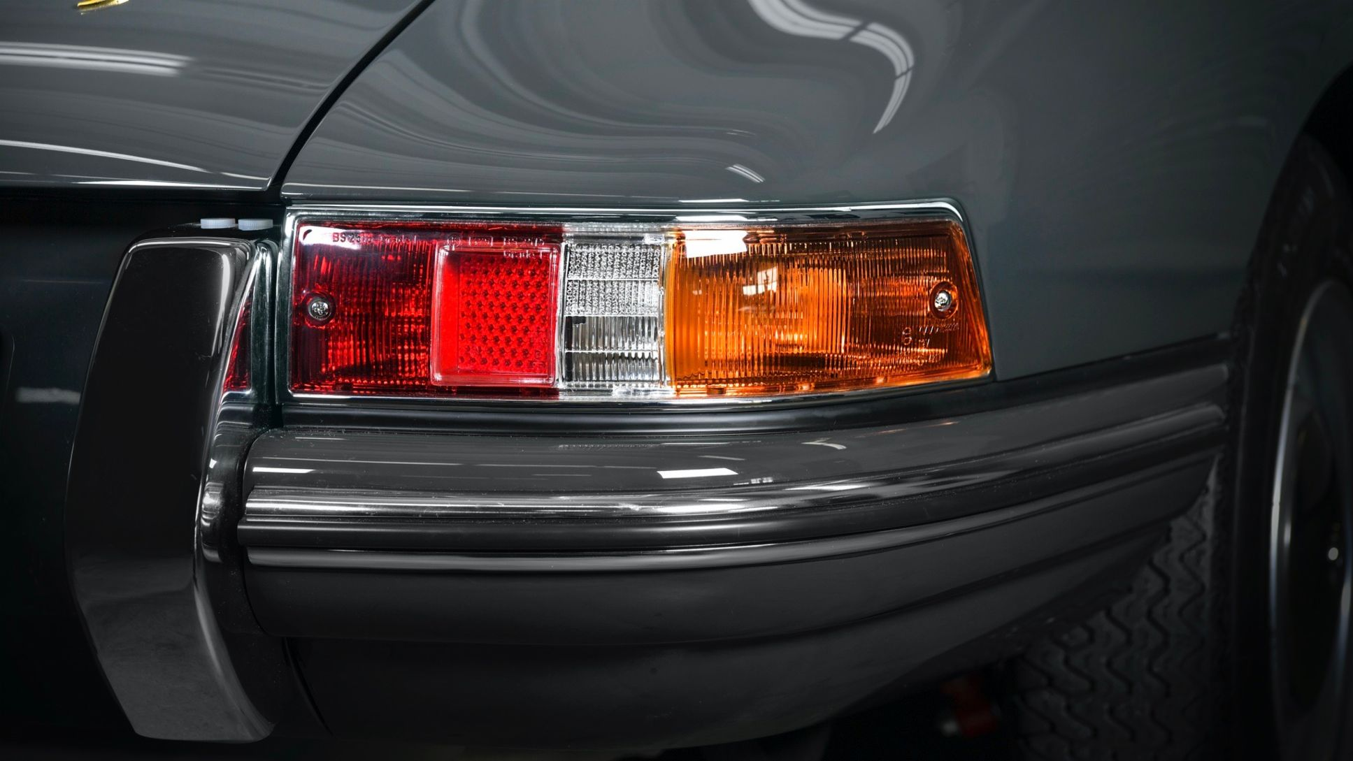 Tail lights for the 911, 2020, Porsche AG