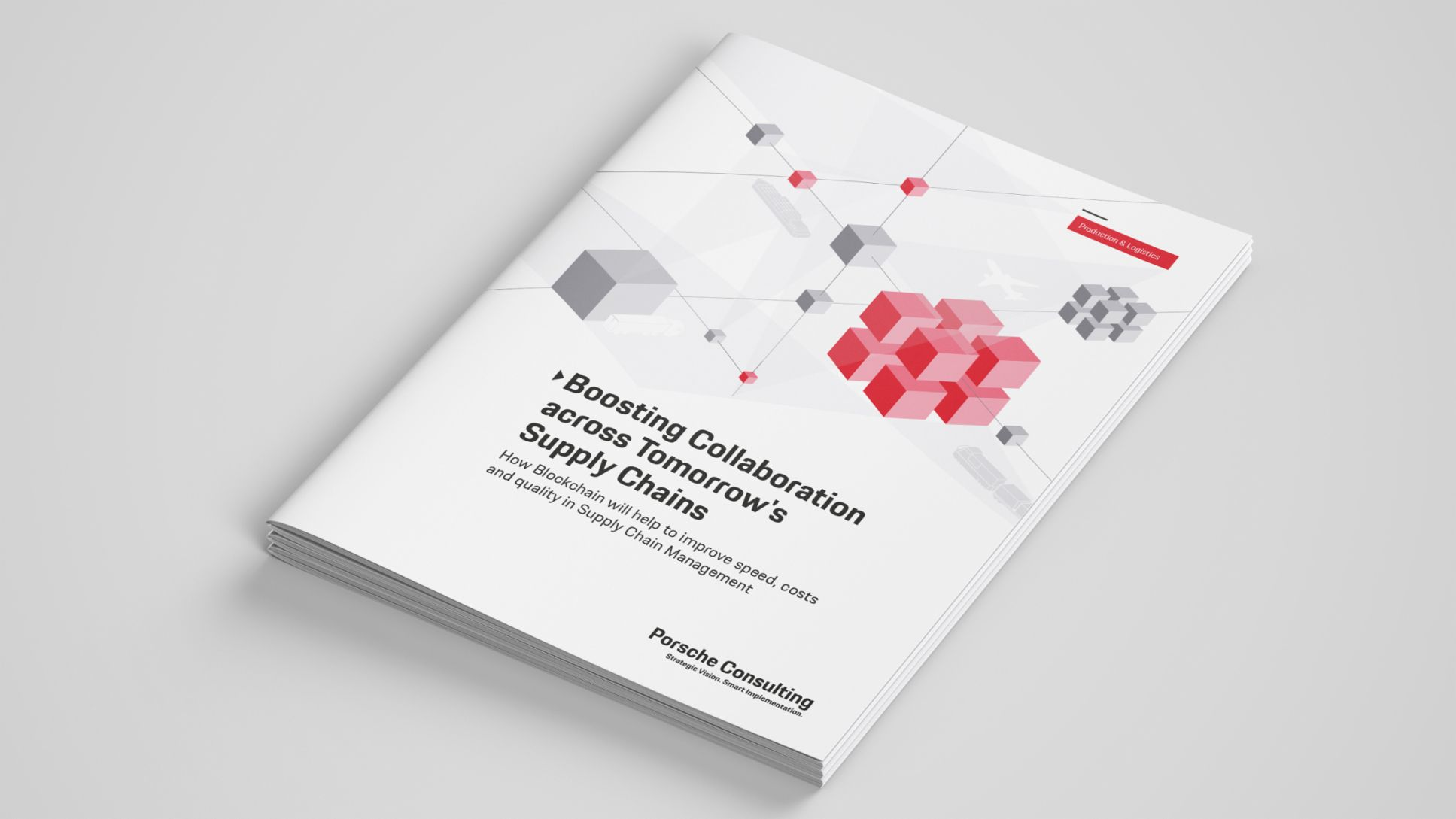 Blockchain im Supply Chain Management, Whitepaper (EN), 2020, Porsche Consulting GmbH