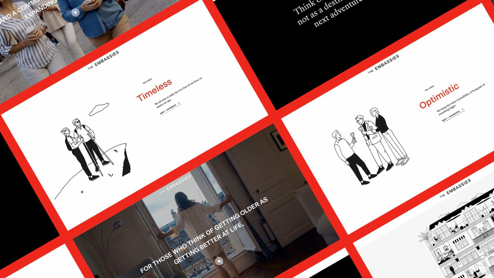 """Forward31 verstärkt sein Start-up-Portfolio mit """"The Embassies"""", 2021, Porsche AG"""