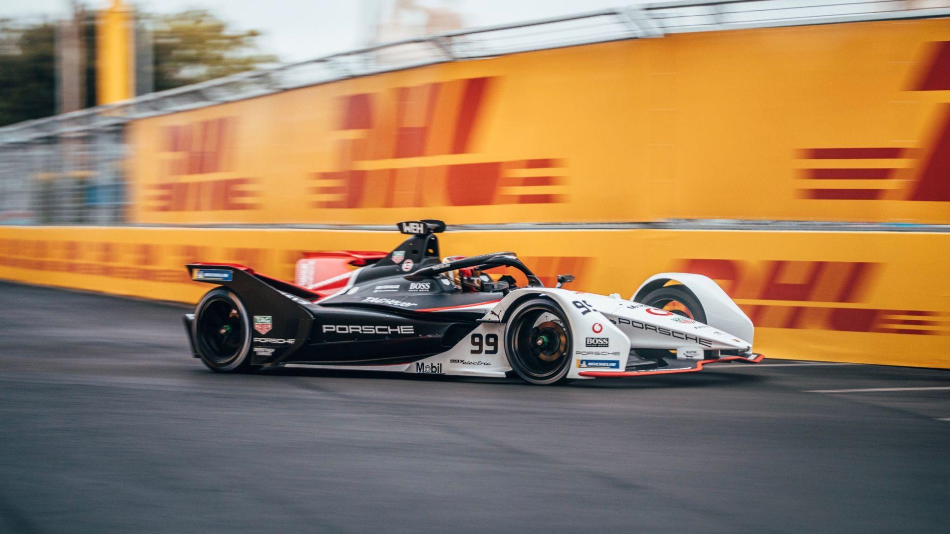 TAG Heuer Porsche Formula E Team aims to continue upward trend in Valencia - Image 4