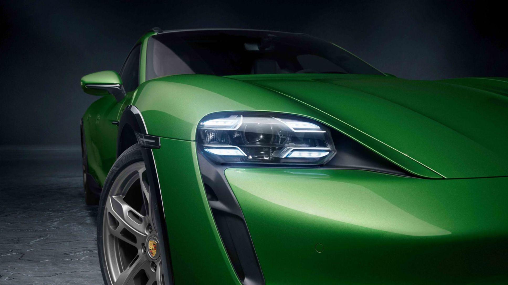Porsche calls Taycan vehicles to the workshop - Image 1