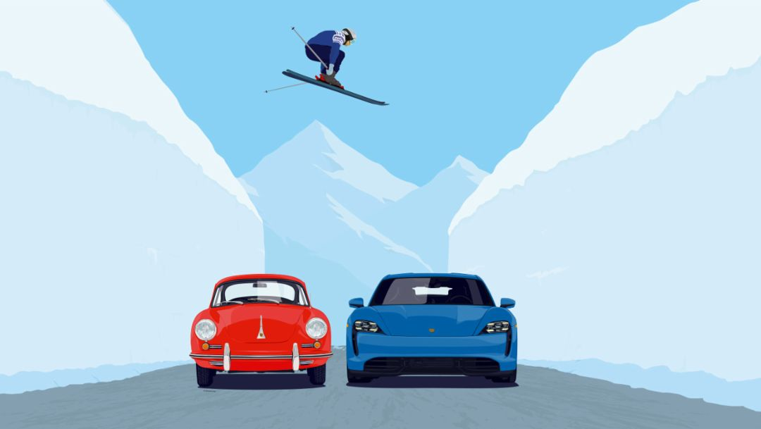 The Porsche Jump: the drive to keep pushing the boundaries - Image 1