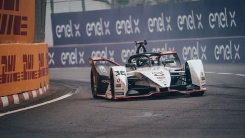 André Lotterer scores important points in Marrakesh