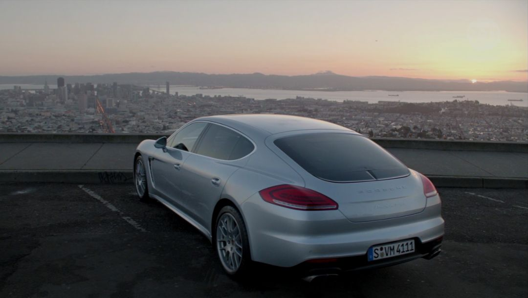 9:11 Magazine, Episode 13, Chapter 3: Development of the Panamera