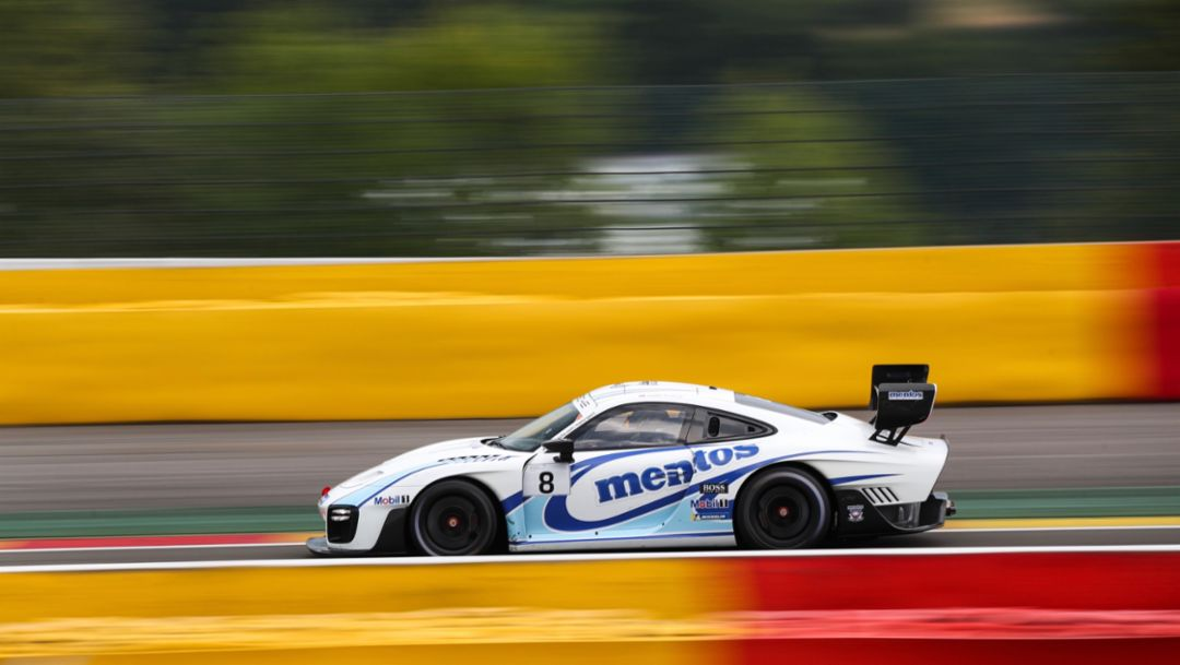 Porsche 935, Mentos Racing (8), Porsche Motorsport GT2 Supersportscar Weekend, Spa-Francorchamps, 2019, Porsche AG