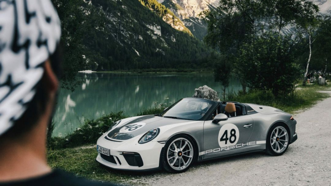 Soul-searching in the 911 Speedster