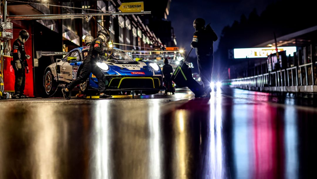 Spa 24 Hours: Anything is possible