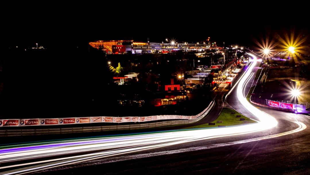 Spa 24 Hours: Making it into the night